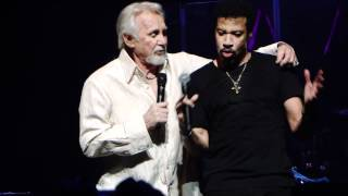 Lionel Richie & Kenny Rogers