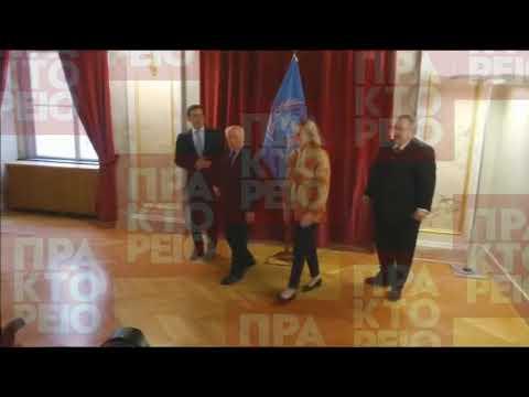 Τριμερής συνάντηση Κοτζιά-Ντιμιτρόφ-Νίμιτς στη Βιέννη