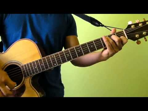 I Won't Give Up – Jason Mraz – Easy Guitar Tutorial (No Capo)