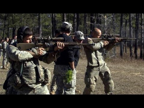 Army Sniper School Documentary | WORLD MILITARY CHANNEL