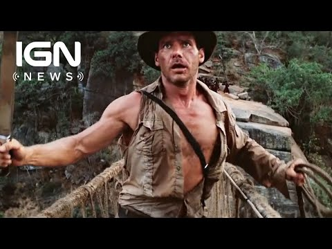 Spielberg's Next Movie May Be Indiana Jones 5 - IGN News