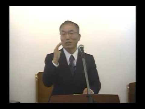 2016年4月9日「聖書の中のオレオレ詐欺」川越勝牧師