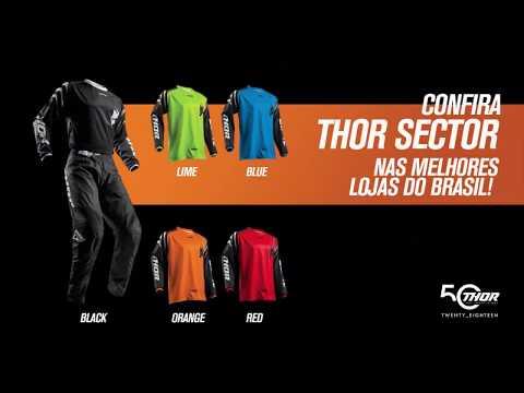 Conjunto Thor Sector