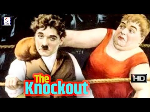 The Knockout - Charlie Chaplin - 1914 Silent Film - Comedy
