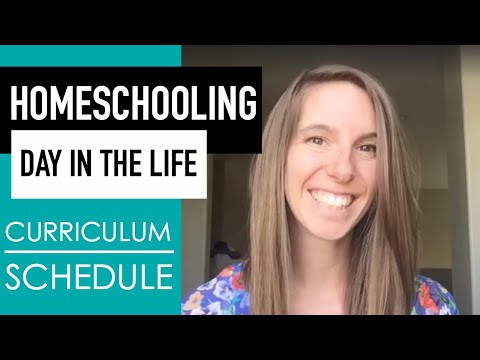 Day In The Life: Homeschooling 2016