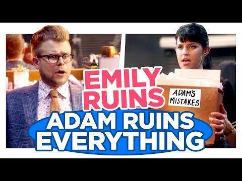 Adam Ruins Himself