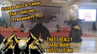 Download Lagu THE DANCING STRAWHATS - QUICK CREW ASIAN CONCEPT COVER DANCE by TAKISHI [ Indonesia , Jakarta ] Mp3