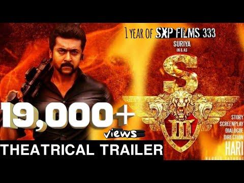 Si3-C3 , Singam 3, Tamil Movie SamXavier,Suriya, Anushka, Shruti , Hari