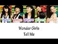 Download Lagu Wonder Girls – Tell Me Lyrics [HAN|ROM|ENG] Mp3 Free