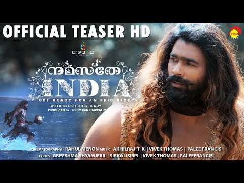Namaste India Official Teaser