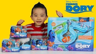 Nonton Unboxing Disney Finding Dory Toys Marine Life Playset And Robo Fish By ZURU Nemo Bailey Ckn Toys Film Subtitle Indonesia Streaming Movie Download