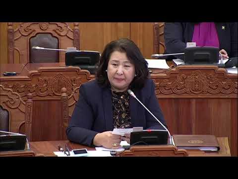 Д.Ганхуяг: Өвөг дээдсээс үлдээсэн баялгийн ач холбогдлыг ойлгоё гэдэг зорилттой өргөн баригдаж байгаа хууль