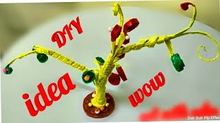 Video Description: This video gives the information about the following crafts: newspaper art , DIY with newspaper Best out of...