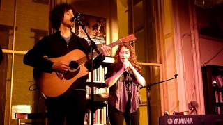 Jack Dishel feat. Regina Spektor - Call Them Brothers live at Housing Works, NYC