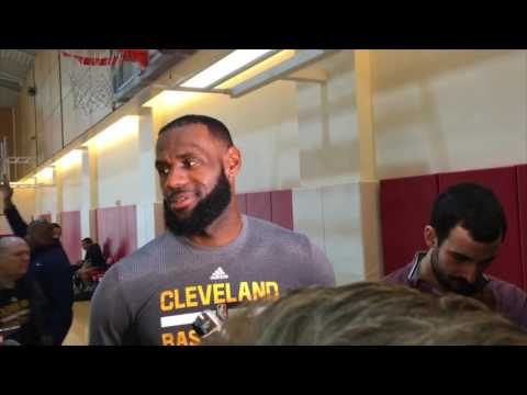LeBron James dismissed Warriors' criticism of his Halloween Party