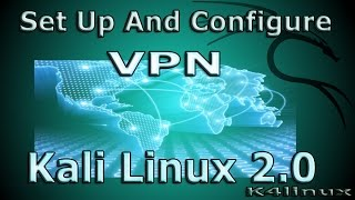 "How to Set Up and Configure Free VPN on Kali Linux 2.0 Kali Sana.Configure VPN in Kali Linux.Link : http://goo.gl/n8sYEIKali Linux 2.0 Tutorials (Kali Sana) : Kali Linux 2.0 Tutorials : Install Lazykali and Hackpack https://youtu.be/A-egiV-BjbMkali linux 2.0 tutorials : Install Linsethttps://youtu.be/eMryyo3MI3Ikali linux 2.0 Tutorials: Download and Install Cobalt strike 3 https://youtu.be/_sMolbJDQqwKali Linux 2.0 Tutorials : Dos Attack using GoldenEyehttps://youtu.be/yfNXfOy4d1QKali Linux 2.0 Tutorials : How to install Java https://youtu.be/S6DcI294U6kKali linux 2.0 Tutorials : Install Veil Framework https://youtu.be/YecPSFNvlyM# ""If you'd like more tutorials about kali linux 2.0, please subscribe to my channel to check out my upcoming videos"".Visit : k4linux.comLike : fb.com/k4linuxFollow : Twitter.com/k4linuxSuscribe & share for more videos.Thank's."