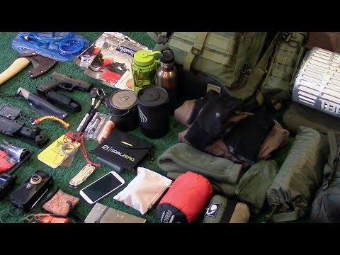 Maxpedition Vulture II Bug Out Bag Contents