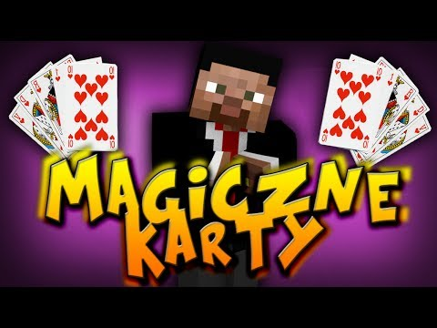 MAGICZNE KARTY ! - Card Magic Mod