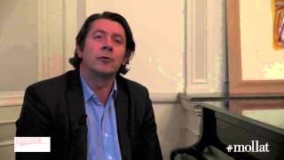 Max de ROQUEFEUIL présente son livre chez Mollat