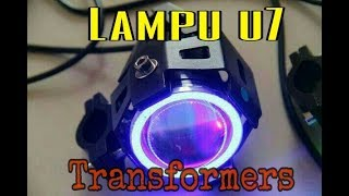 Video Lampu tembak u7 Transformers(lamp u7 transformer) Arif Setiawan MP3, 3GP, MP4, WEBM, AVI, FLV November 2018