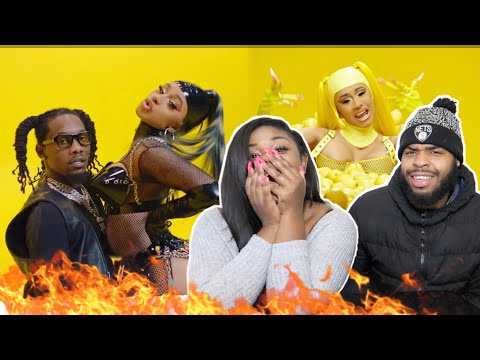 Offset - Clout feat. Cardi B (Official Music Video) | REACTION!!!