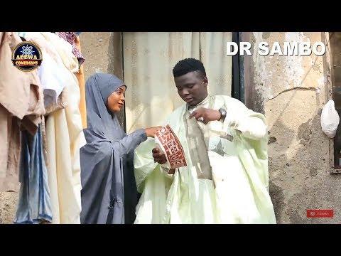 Musha Dariya Matar Kansila (Dr Sambo) - Arewa Comedians