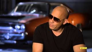 Vin Diesel Talks 'Fast&Furious' History And Honoring Paul Walker