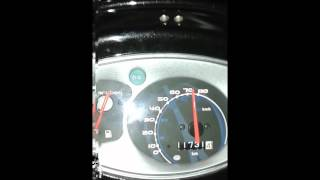 8. Max Speed Scarabeo 50 4t 4v