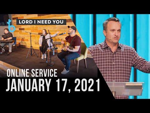 Online Service - January 17, 2021