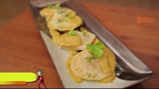 "Watch actor and chef Gurdip Punjj shares the recipe of ""Ravioli Pasta' in the all new season of Bacha Party, only on Zee Khana Khazana.Get more recipes like this at:http://www.zeekhanakhazana.com/recipes/"