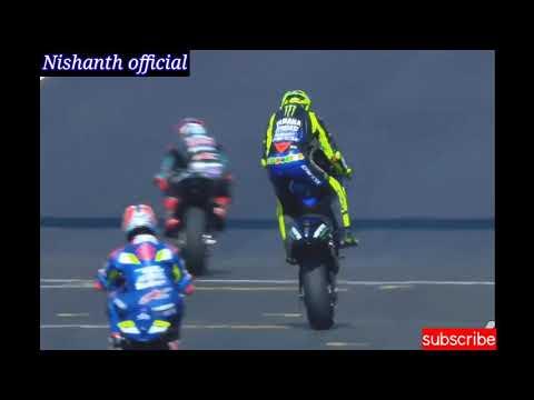 Valentino Rossi || varava varava || status video || Nishanth official