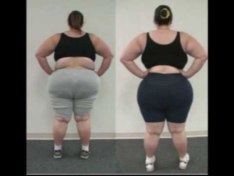 P90X final results before and after photos 440+ pounds down to.
