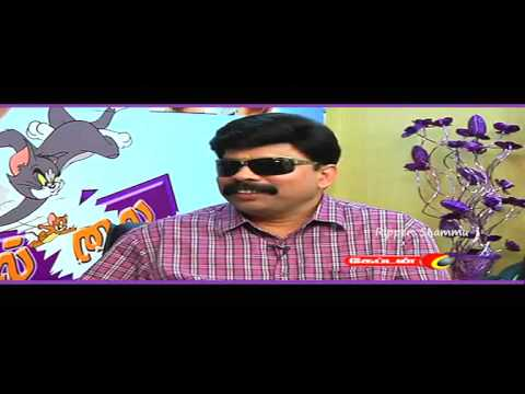 [TV Rip] 17 Am Arivu ~ Power Star Interview @ Full Comedy ~ Shammu@TMT