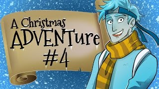 Minecraft Christmas ADVENTure 3 - Two Old Friends (Day 4)
