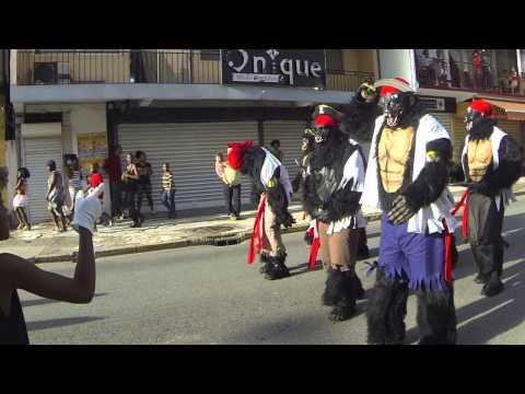 LVM Gorilles pirates 9 Fév 2014