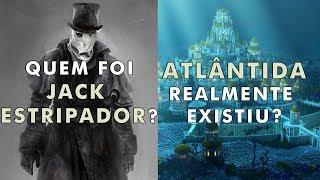 Video 6 maiores mistérios da história (que nunca terão respostas) MP3, 3GP, MP4, WEBM, AVI, FLV Februari 2018