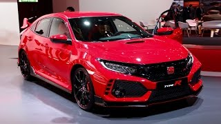 Video 2018 Honda Civic Type R First Look - 2017 Geneva Motor Show MP3, 3GP, MP4, WEBM, AVI, FLV Februari 2018