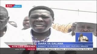 Kamati ya bunge ya kilimo ikiongozwa na Eugene Wamalwa yazuru Galana