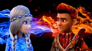 Nonton The Snow Queen 3  Fire And Ice                                                     Film Subtitle Indonesia Streaming Movie Download