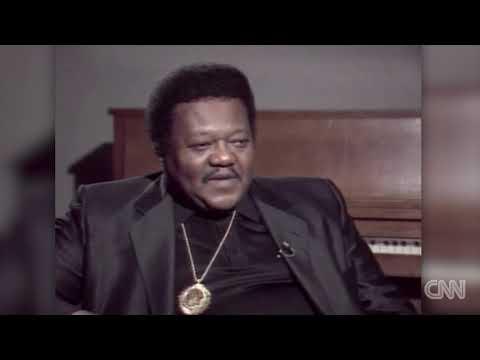 Antoine 'Fats' Domino Jr. dies at 89