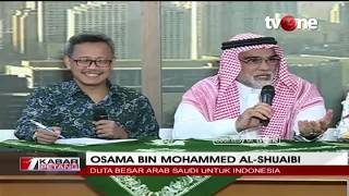 Video Dubes Arab Saudi Menjawab Soal Habib Rizieq MP3, 3GP, MP4, WEBM, AVI, FLV November 2018