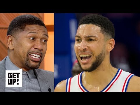 Ben Simmons must be traded if the 76ers want to build around Joel Embiid - Jalen Rose | Get Up!
