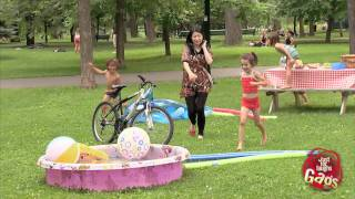 Kids Pee In Pool Prank