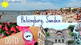 Helsingborg Sweden  city photos : Tour of Helsingborg, Sweden + OOTD ft. BornPrettyStore watch