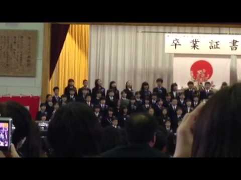 2014.3.20神大寺小学校卒業式