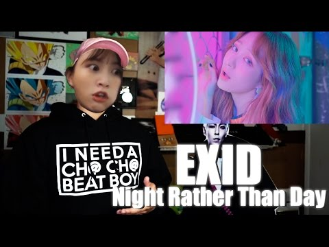 Video EXID - Night Rather Than Day MV Reaction [HANI!!!!] download in MP3, 3GP, MP4, WEBM, AVI, FLV January 2017