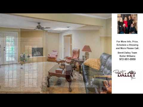 702 Greenland Way, Grand Prairie, Texas Presented by Brent Dalley.