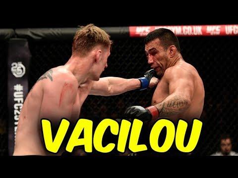 RESULTADO LUTA FABRICIO WERDUM VS ALEXANDER VOLKOV - UFC LONDRES