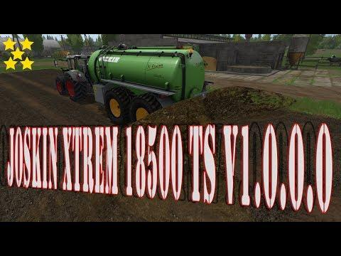 Joskin XTrem 18500 TS v1.0.0.0