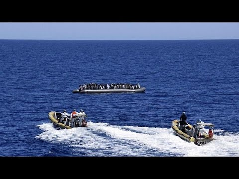 Νέα τραγωδία με δεκάδες νεκρούς μετανάστες στη Μεσόγειο